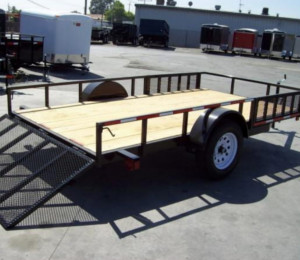 Trailer rentals in Southern Indiana