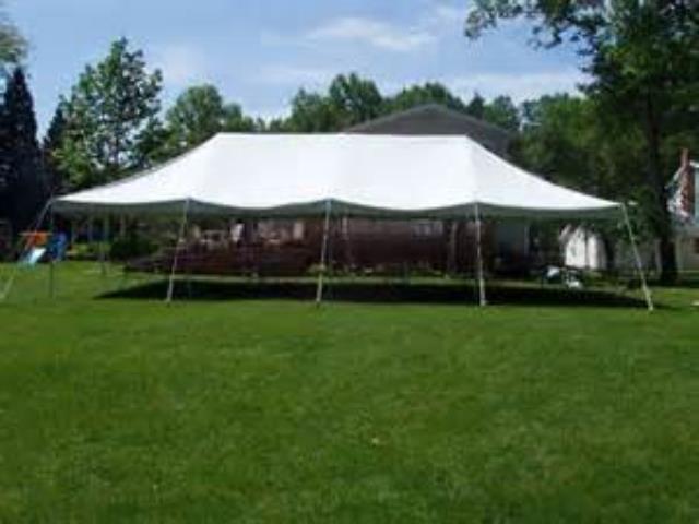 20x40 White Tent Rentals Washington In Where To Rent