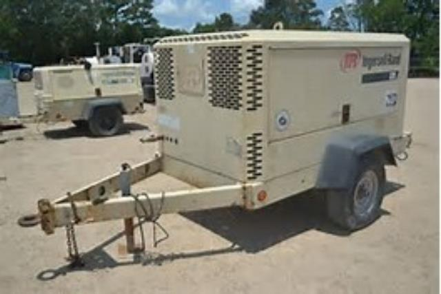 Where to find COMPRESSOR,  375 CFM  INGERSOLL RAND in Washington