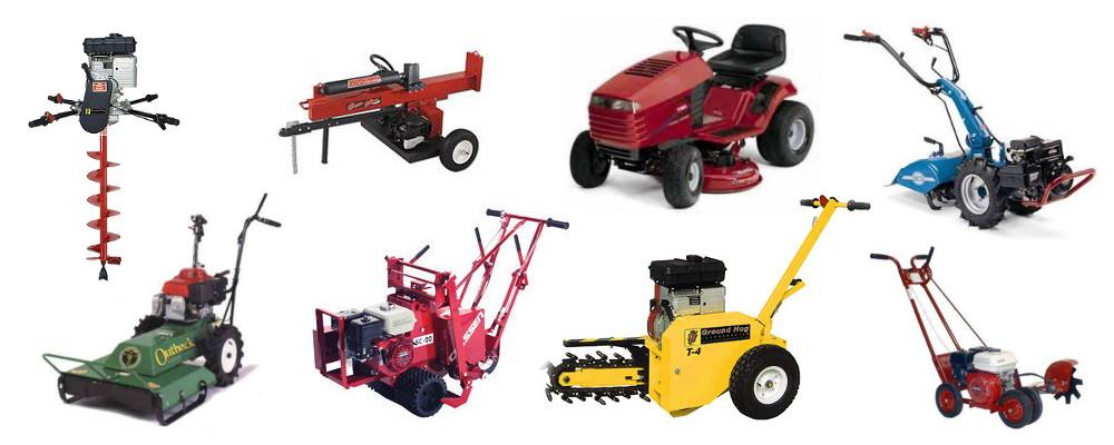 Equipment Rental in Washington IN   Contractor Tool Rentals in